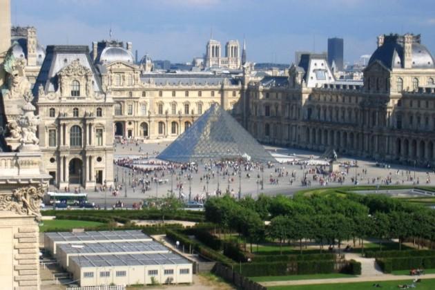 Лувр закрылся из-за забастовки сотрудников