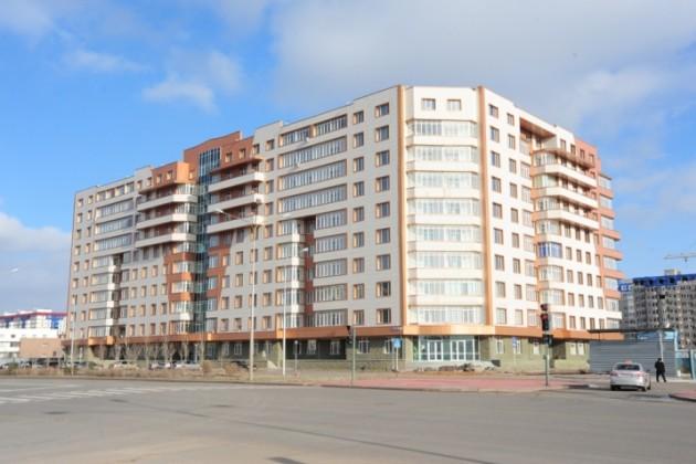 Жилой фонд в Есильском районе вырос на 60%