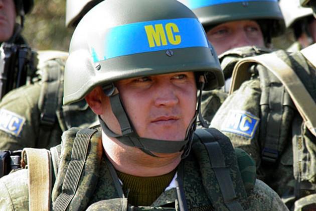 Украина отказалась от миротворцев из Беларуси