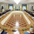 Президент посоветовал бизнесменам легализовать имущество