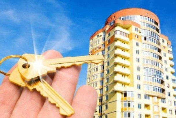 Объем продаж жилья в Казахстане вырос на 20%