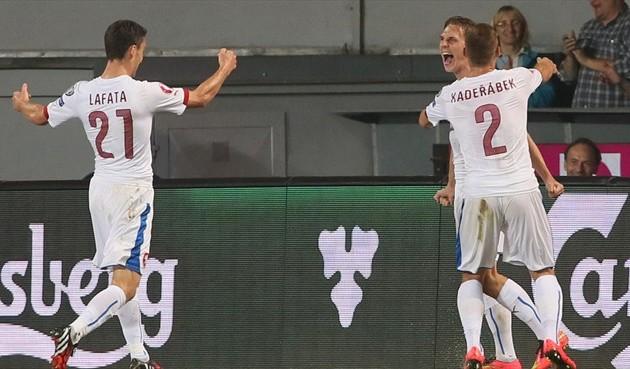 Соперники сборной Казахстана по Евро-2016 провели свои матчи