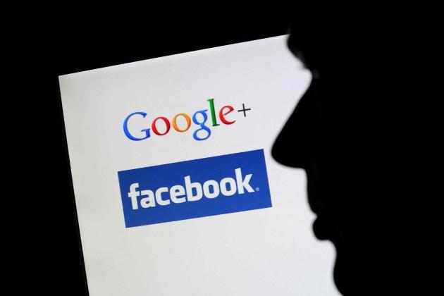 Facebook иGoogle поделят рынок онлайн-рекламы