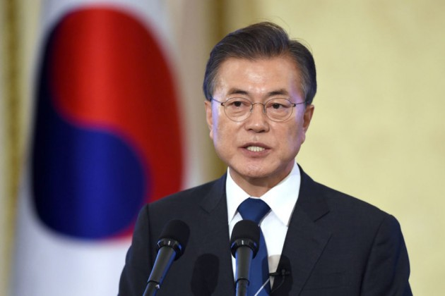 Вмае Казахстан посетит президент Кореи