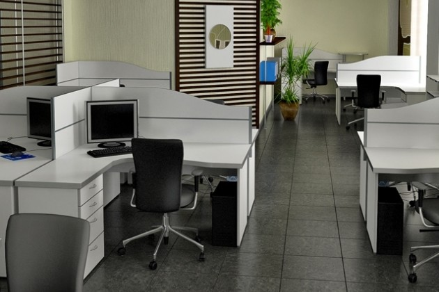 В РК определены регионы с самыми дорогими офисами
