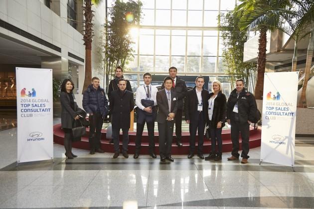 Казахстанцы стали участниками всемирной программы Hyundai