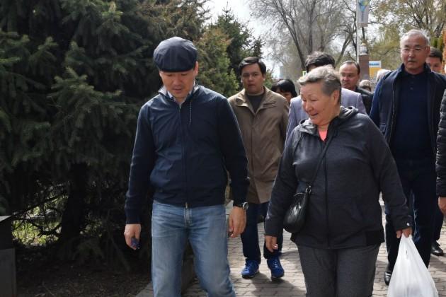 Бауыржан Байбек: Будем возвращать былой лоск Алматы