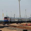 Казахстан и Туркменистан связала железная дорога