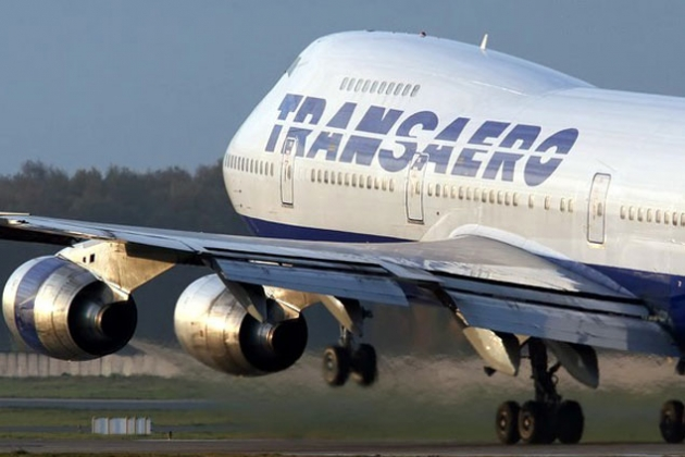 Трансаэро отменяет рейсы на 15 октября в Алматы и Караганду