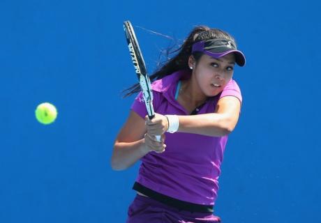 Зарина Дияс сыграет с итальянской теннисисткой в Куала-Лумпуре