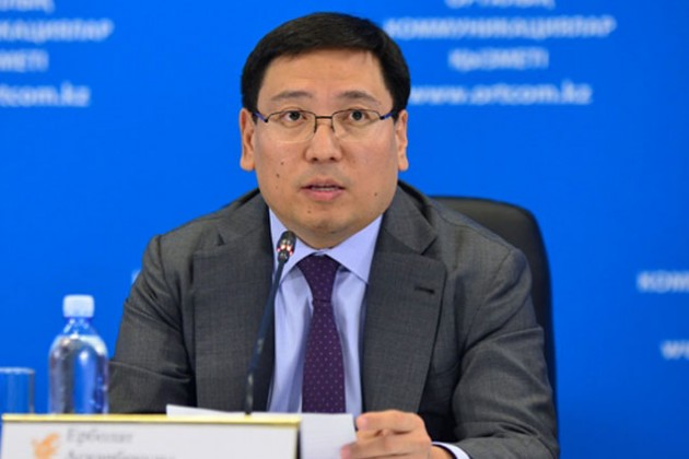 Ерболат Досаев отчитался перед президентом