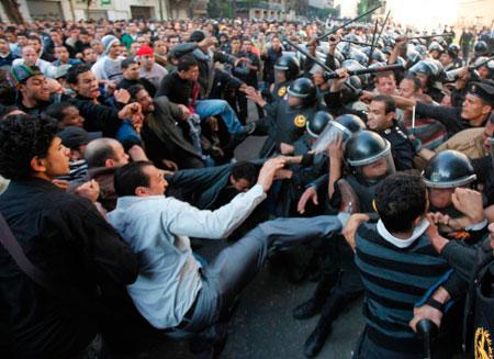 Более 30 человек погибли в Египте