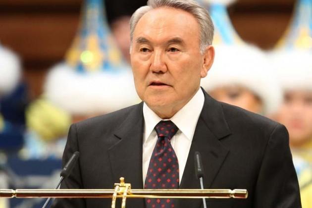 Президент РК прибыл в Киев