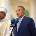 Президент посетил мечеть «Хазрет Султан»