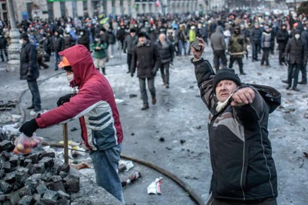Кличко требует отставки Януковича