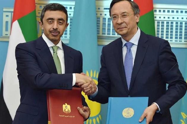 Названы сроки отмены виз вОАЭ для казахстанцев