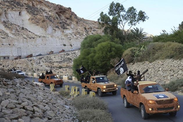 В Ливии после атаки террористов без вести пропали 10 иностранцев