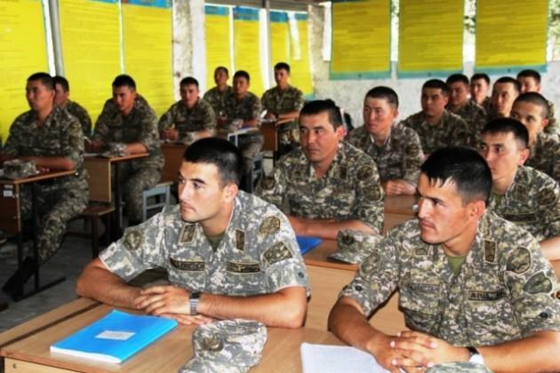 Новая система оценки военнослужащих тестируется в Казахстане