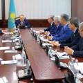 Президент прокомментировал назначение Аскара Мамина