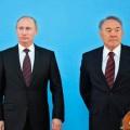 Путин и Назарбаев вне конфликтов