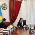 Аскар Мамин встретился с представителями Всемирного банка и ЕБРР
