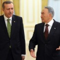 Назарбаев и Эрдоган проведут переговоры в Астане 16 апреля