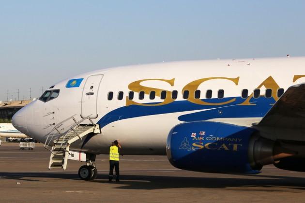 SCAT запустил авиарейсы в Батуми и Сочи