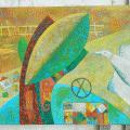 В Астане пройдет персональная выставка художника Султана Иляева
