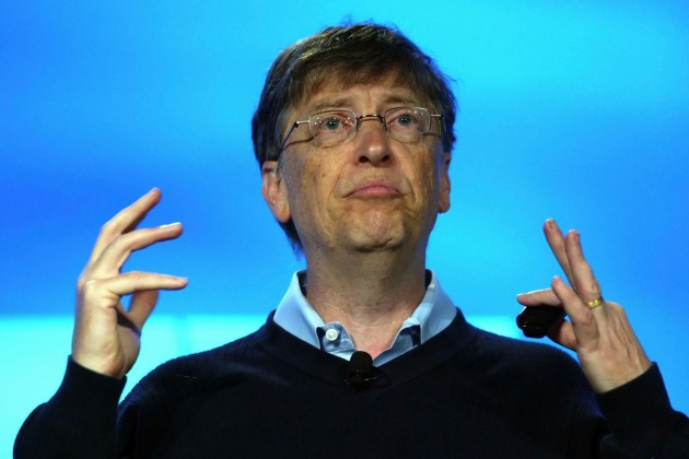 Гейтс возглавил список богатейших американцев