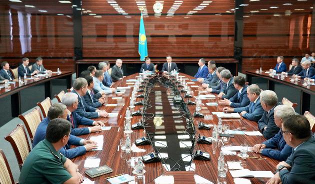 Создана Правительственная комиссия поразвитию Туркестана