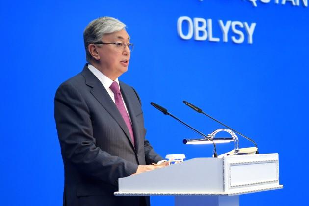 Президент дал ряд поручений по развитию Западно-Казахстанской области