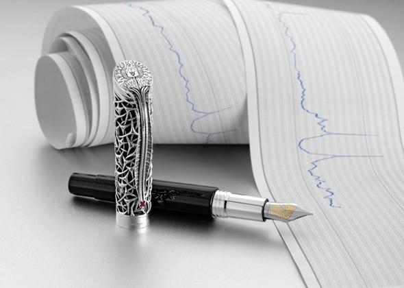 ТОП-5 cамых дорогих пишущих ручек
