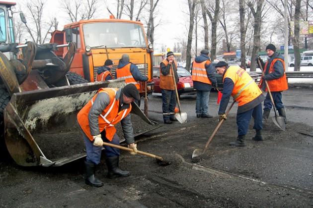 На западе РК на ремонт автодорог затратят 6,3 млрд тенге