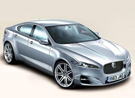 Бюджетный Jaguar покажут во Франкфурте