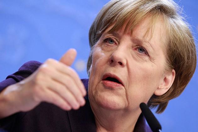 Меркель против выхода Греции из еврозоны