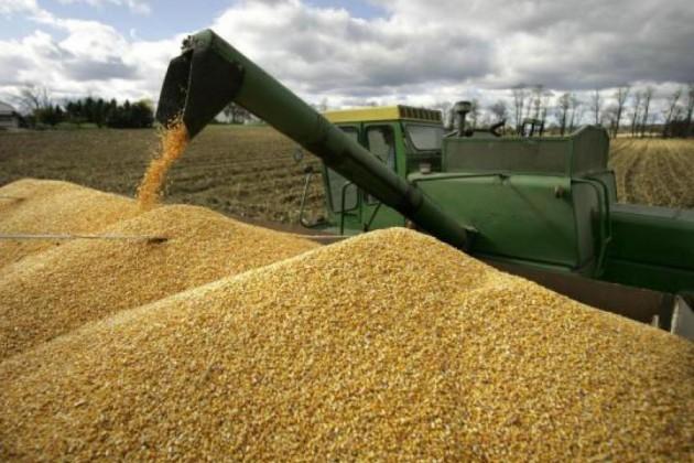 Продкорпорация начала продажу зерна на ETС