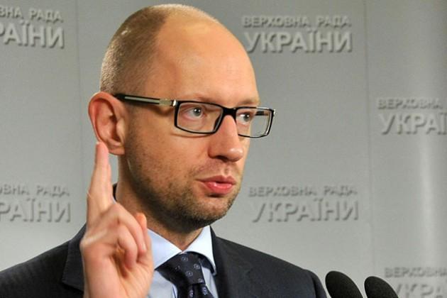 Доходы Арсения Яценюка составили $49 тысяч