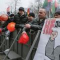 В Киеве на забастовку вышли шахтеры