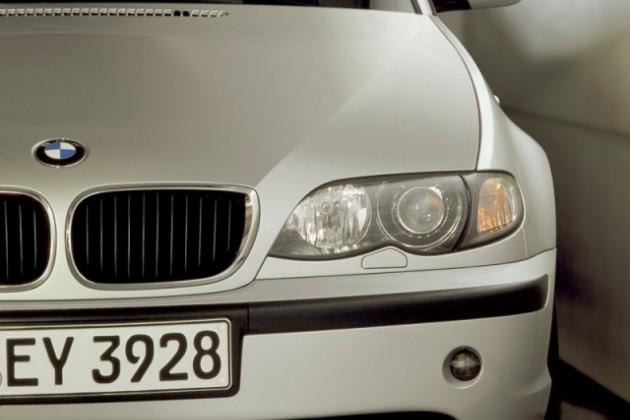 У BMW 3-Серии – дефектные подушки безопасности