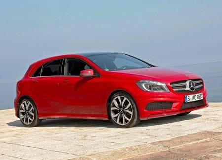 У Mercedes-Benz A-Класса появится младший брат