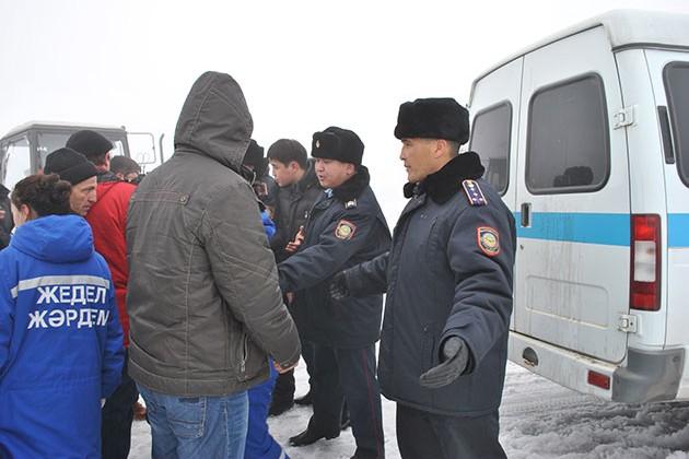 Расшифрованы черные ящики разбившегося под Алматы самолета