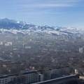 Запущен сайт о состоянии воздуха в Алматы