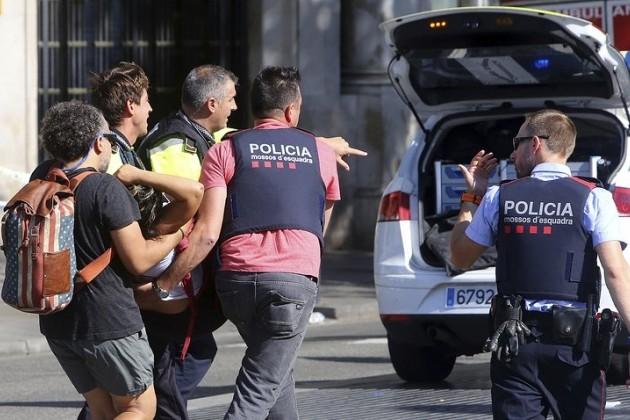 Казахстанцев нет среди пострадавших вБарселоне