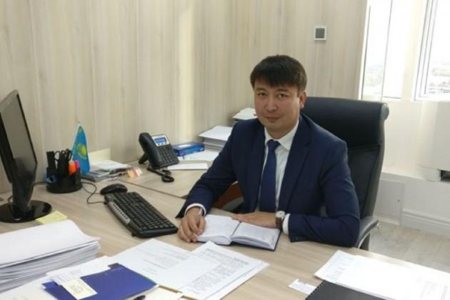 Назначен руководитель управления стратегии и бюджета Алматы