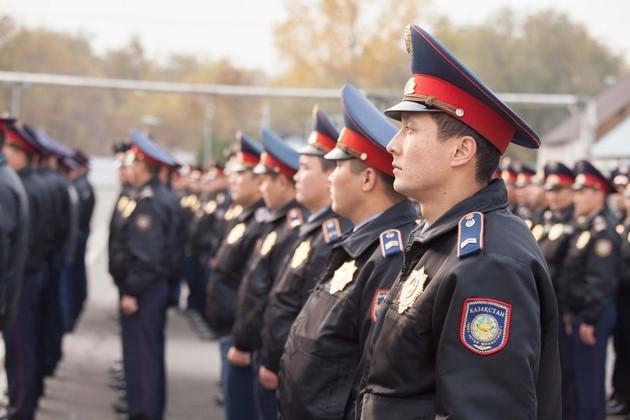 Уволился начальник местной полицейской службы Алматы