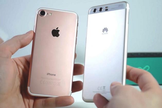 Huawei обошла Apple попродажам смартфонов