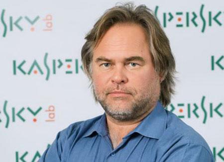 Касперский признан одним из ведущих инноваторов года