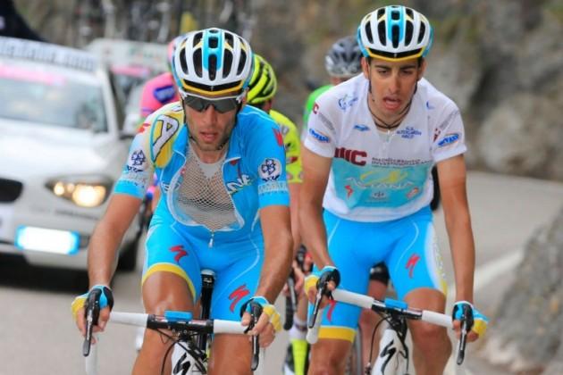 Фабио Ару выиграл 15-й этап Giro d'Italia