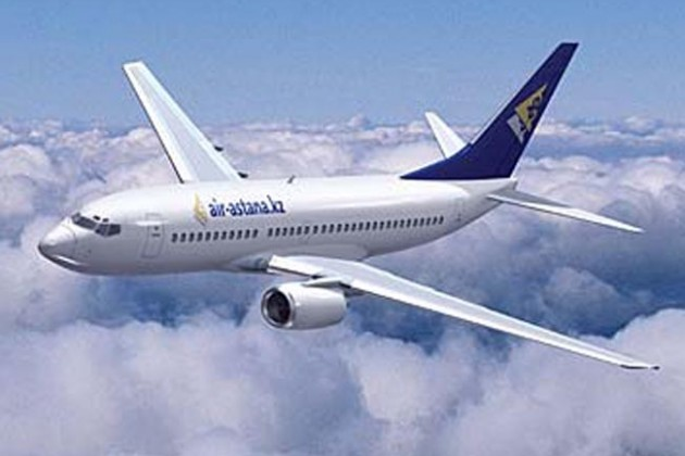Президент Казахстана за безопасность полетов