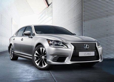 В Казахстане стартовали продажи обновленного Lexus LS